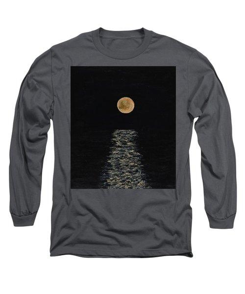 Doha Moonrise Long Sleeve T-Shirt