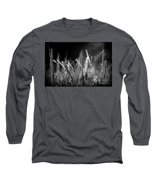 Doing Glow Long Sleeve T-Shirt by Steven Macanka