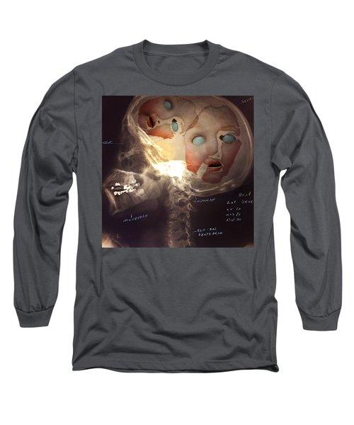 Dolls On The Brain Long Sleeve T-Shirt