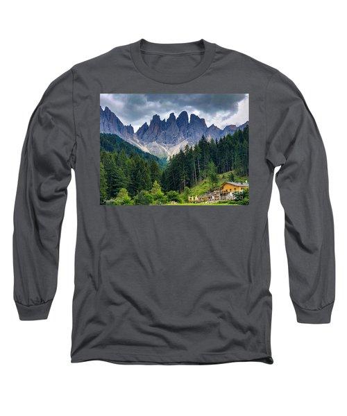 Dolomite Drama Long Sleeve T-Shirt