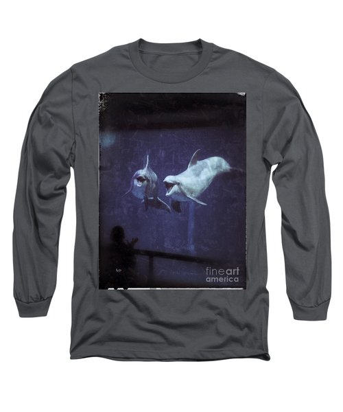 Dolphinspiration Long Sleeve T-Shirt