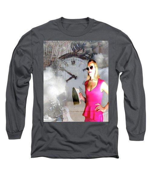 Domestic Considerations Drama Long Sleeve T-Shirt