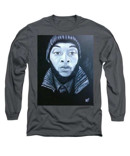 Dominic Long Sleeve T-Shirt by Jenny Pickens
