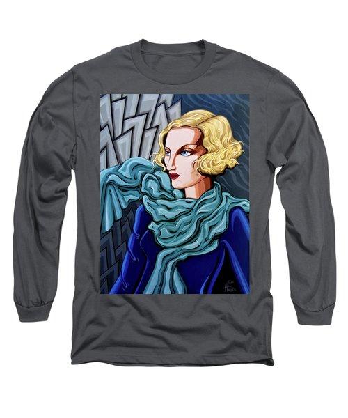 Dominique Long Sleeve T-Shirt by Tara Hutton
