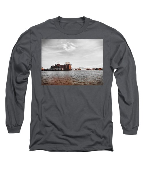 Domino Sugar Long Sleeve T-Shirt
