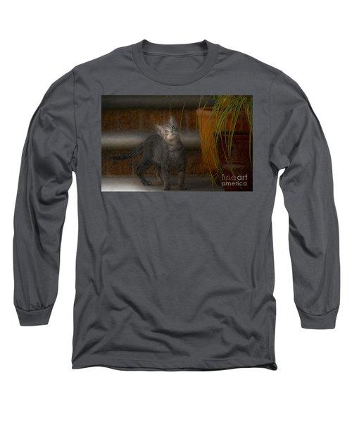 Don Juan Pancho Long Sleeve T-Shirt by John Kolenberg
