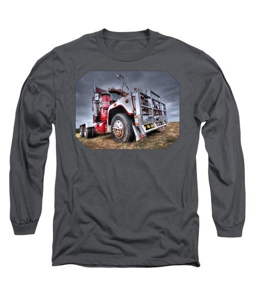 Done Hauling Long Sleeve T-Shirt
