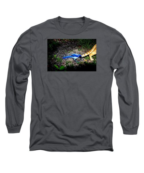 Long Sleeve T-Shirt featuring the photograph Don't Bother Me by Nick Kloepping