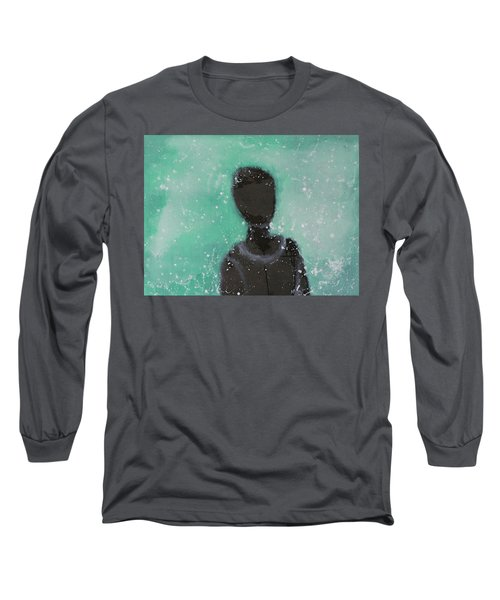Don't Forget The Original Intention. Long Sleeve T-Shirt
