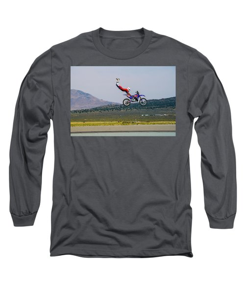 Don't Let Go Long Sleeve T-Shirt