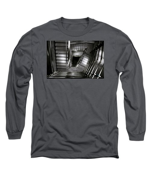 Don't Look Back  Long Sleeve T-Shirt by Cesare Bargiggia