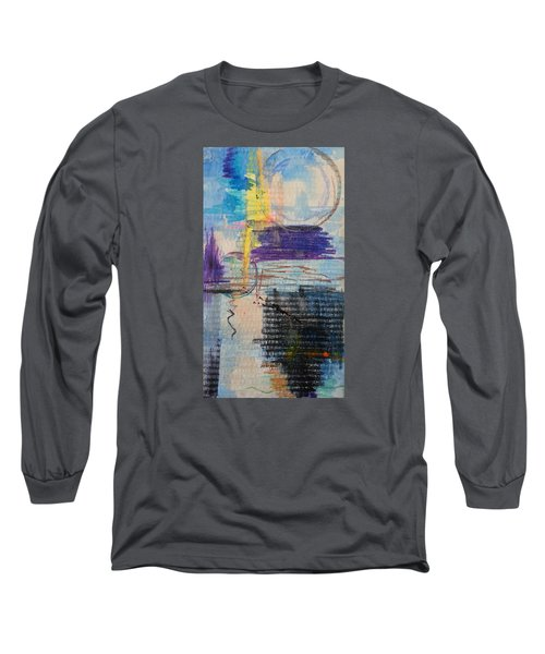 Don't Resist Long Sleeve T-Shirt by Becky Chappell