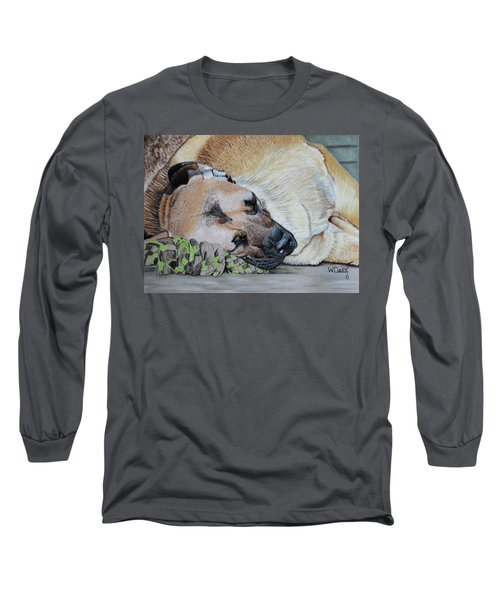 Dont Touch My Toy Long Sleeve T-Shirt