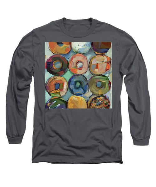 Donuts Galore Long Sleeve T-Shirt