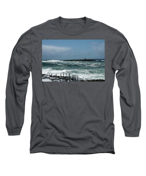 Doolin Waves Long Sleeve T-Shirt