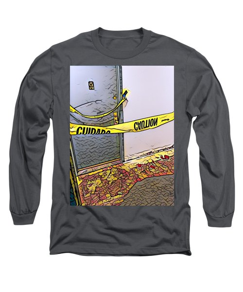 Door Of Perception Long Sleeve T-Shirt