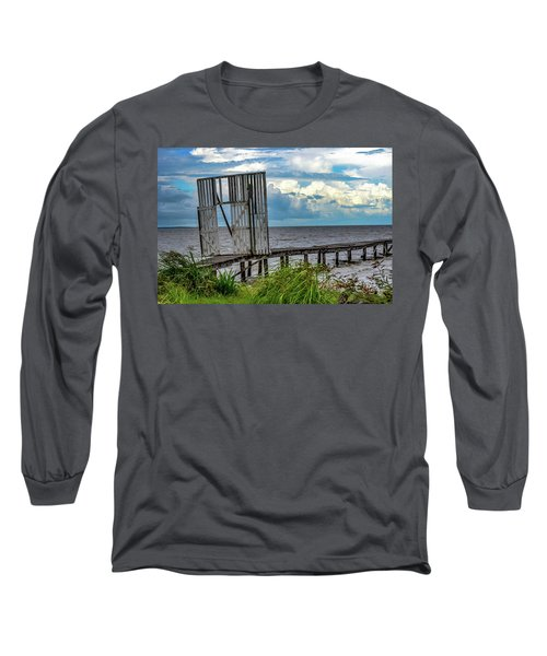 Door To Dock Long Sleeve T-Shirt