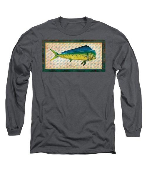 Dorado Long Sleeve T-Shirt by Jon Q Wright