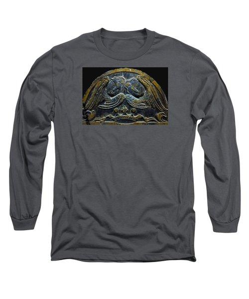 Double Angel Memorial Long Sleeve T-Shirt