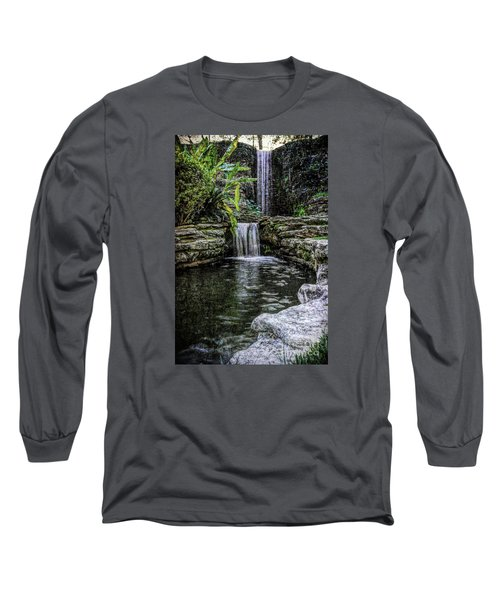 Double Drop Long Sleeve T-Shirt by Ken Frischkorn