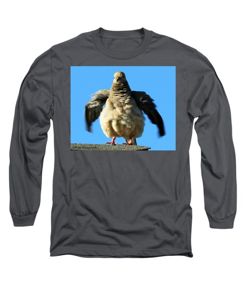 Dove On Steroids II Long Sleeve T-Shirt