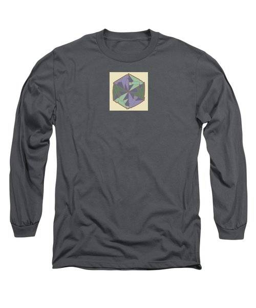 Doves Logo Color Long Sleeve T-Shirt