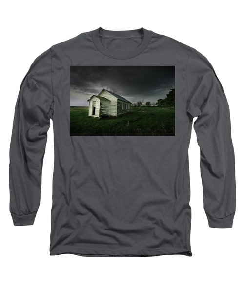 Down At The Schoolyard Long Sleeve T-Shirt
