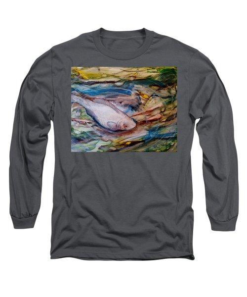 Down Below Long Sleeve T-Shirt