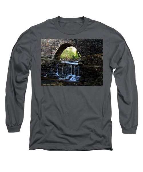 Down In The Park Long Sleeve T-Shirt