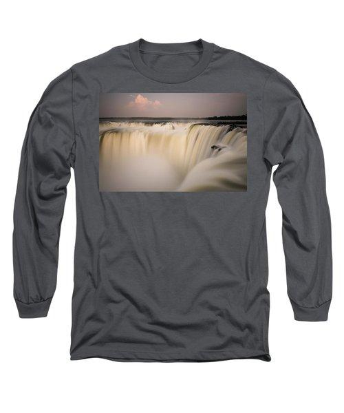 Down The Hatch Long Sleeve T-Shirt