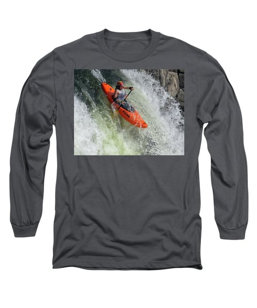 Down The Spout Long Sleeve T-Shirt