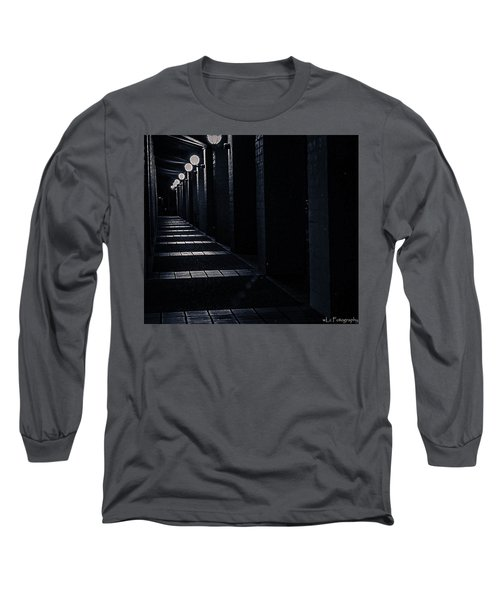 Down The Walkway Long Sleeve T-Shirt