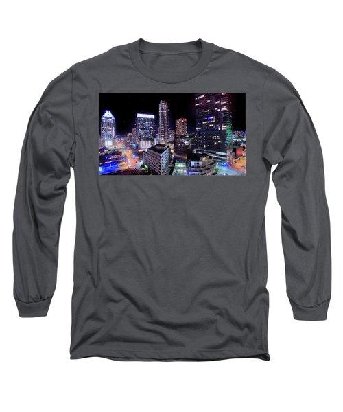 Downtown Atx Long Sleeve T-Shirt
