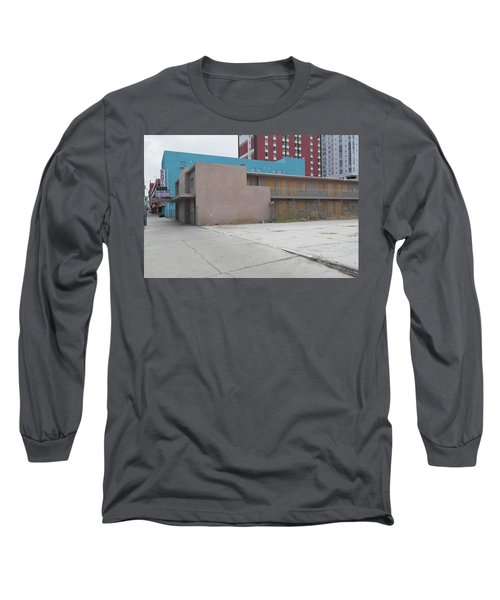 Downtown Before Long Sleeve T-Shirt