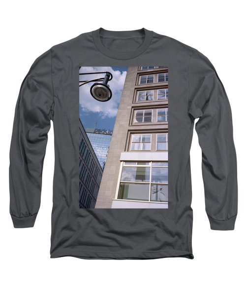 Downtown Berlin Long Sleeve T-Shirt
