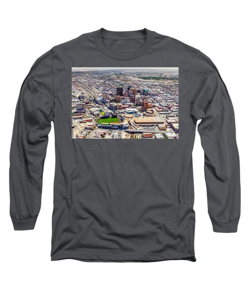 Downtown El Paso Long Sleeve T-Shirt