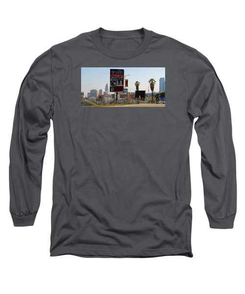 @downtown Los Angeles Long Sleeve T-Shirt