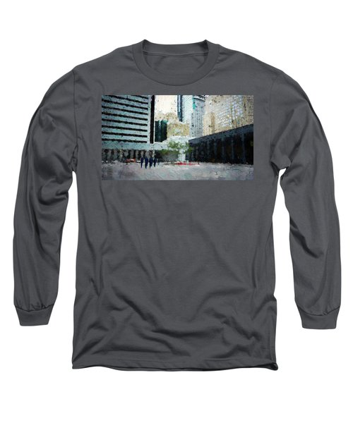 Downtown Long Sleeve T-Shirt