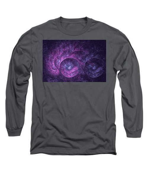 Dragon Nebula Reloaded Long Sleeve T-Shirt