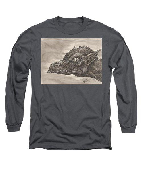 Dragon Portrait No. 2 Long Sleeve T-Shirt