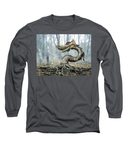 Dragon Root Long Sleeve T-Shirt