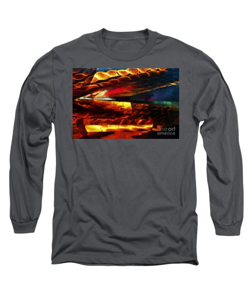 Dragon Scales Long Sleeve T-Shirt