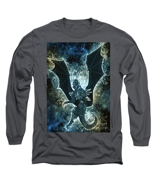 Dragon Spirit Long Sleeve T-Shirt