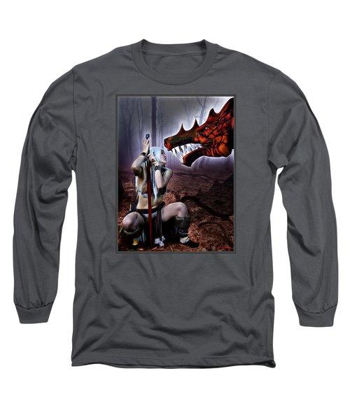 Dragon Whisperer Long Sleeve T-Shirt