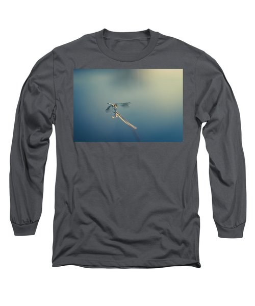 Long Sleeve T-Shirt featuring the photograph Dragonlady by Shane Holsclaw