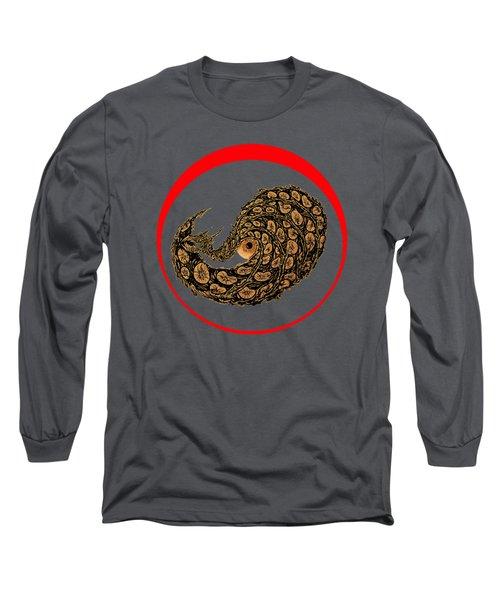 Dragons Eye Long Sleeve T-Shirt
