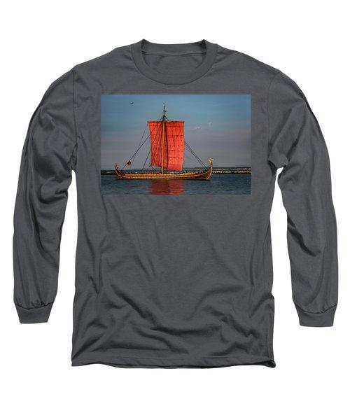 Draken Harald Harfagre Long Sleeve T-Shirt