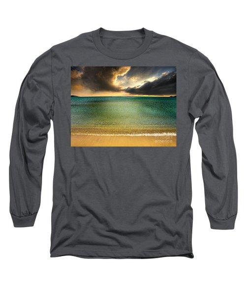 Drama At The Beach Long Sleeve T-Shirt