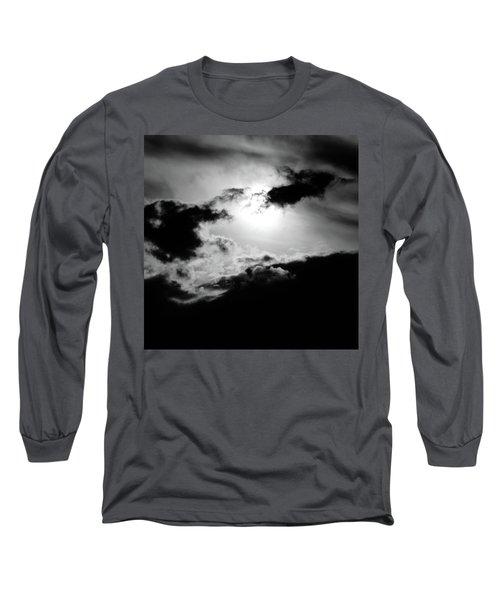 Dramatic Clouds Long Sleeve T-Shirt