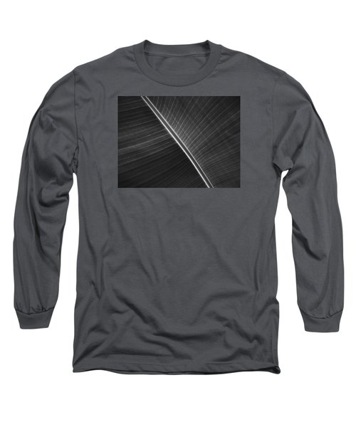 Dramatic Lines Long Sleeve T-Shirt by Tim Good